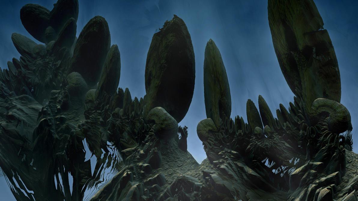Alien Brut by viperv6