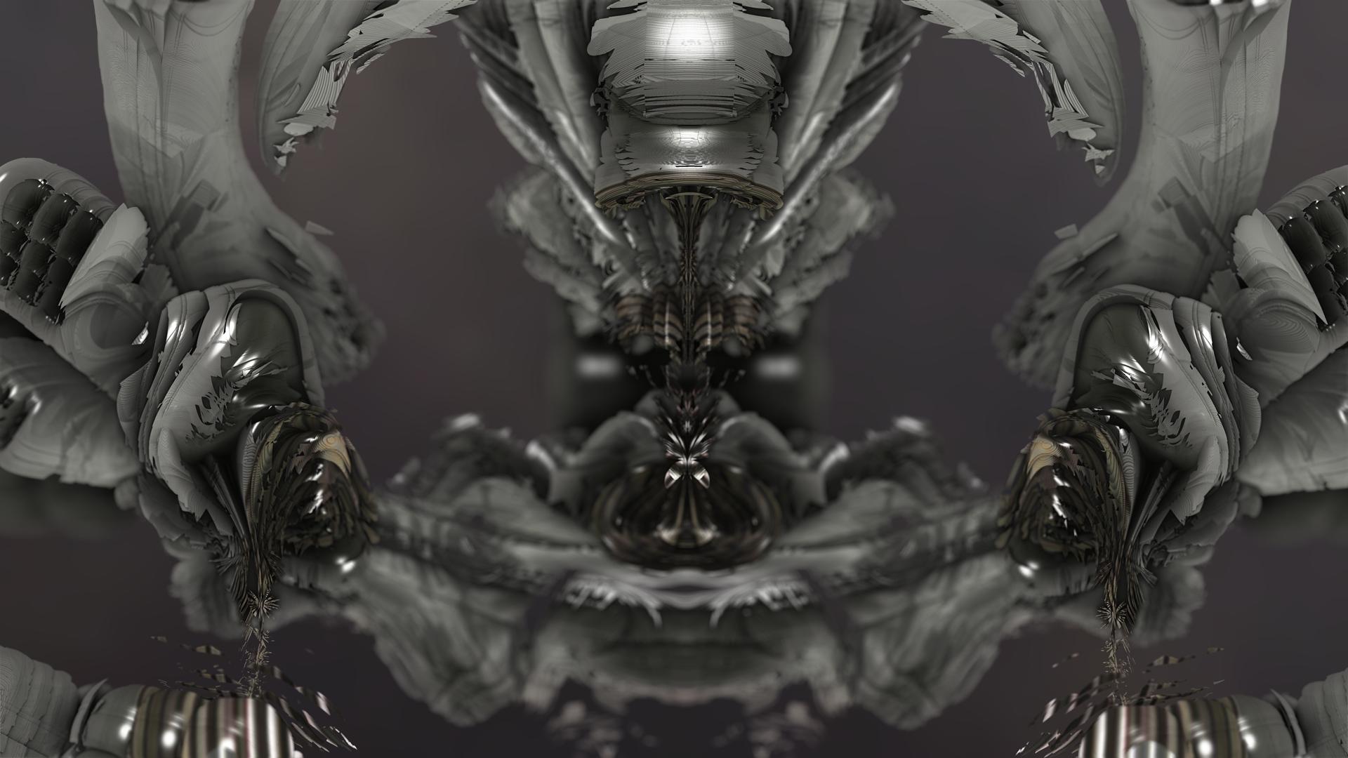 MB3D Strange Dreams by viperv6