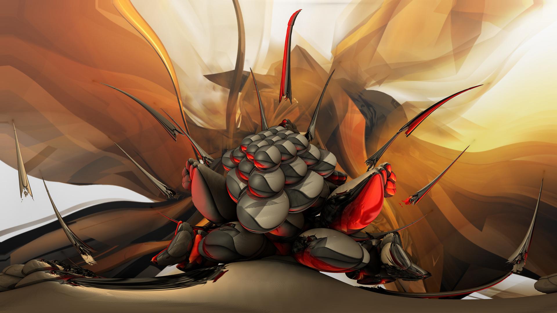 Crippled Blob by viperv6