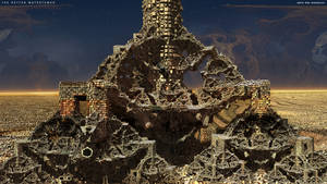 The rotten watertower