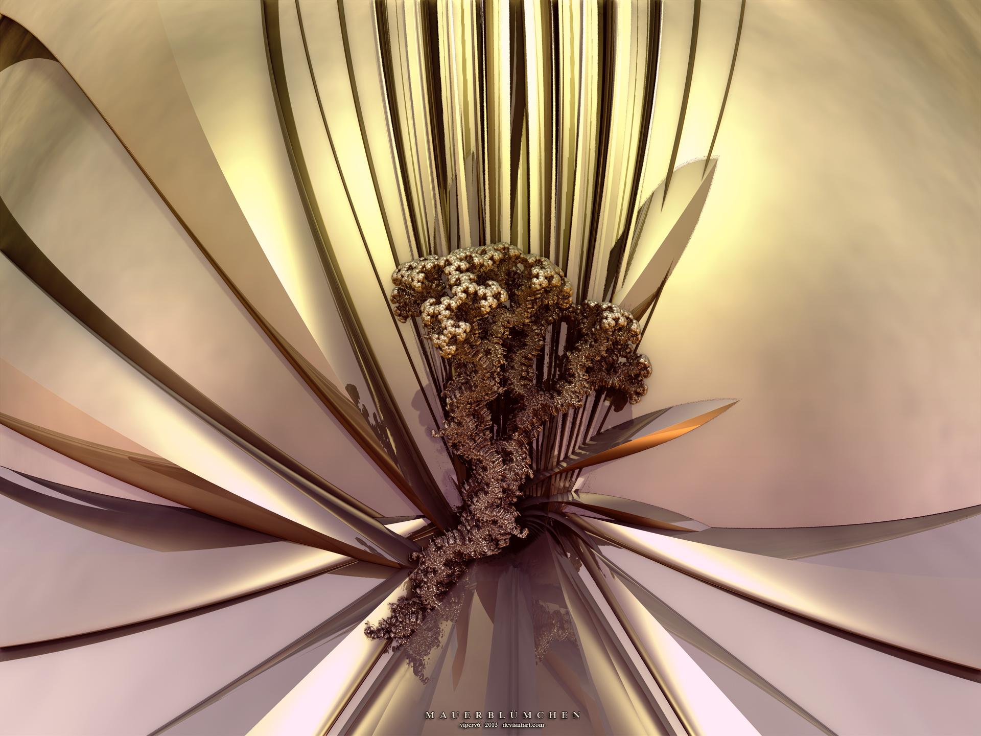Mauerbluemchen by viperv6