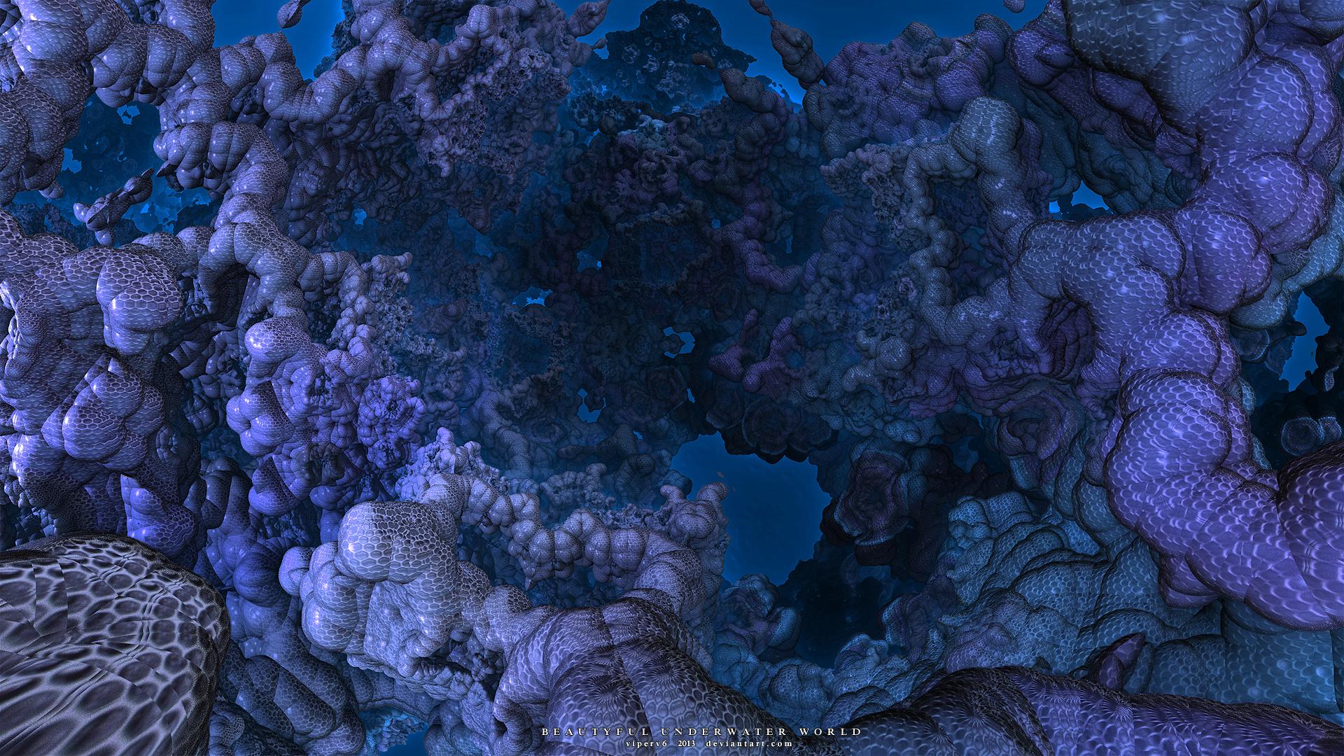 Beautyful Underwater World by viperv6