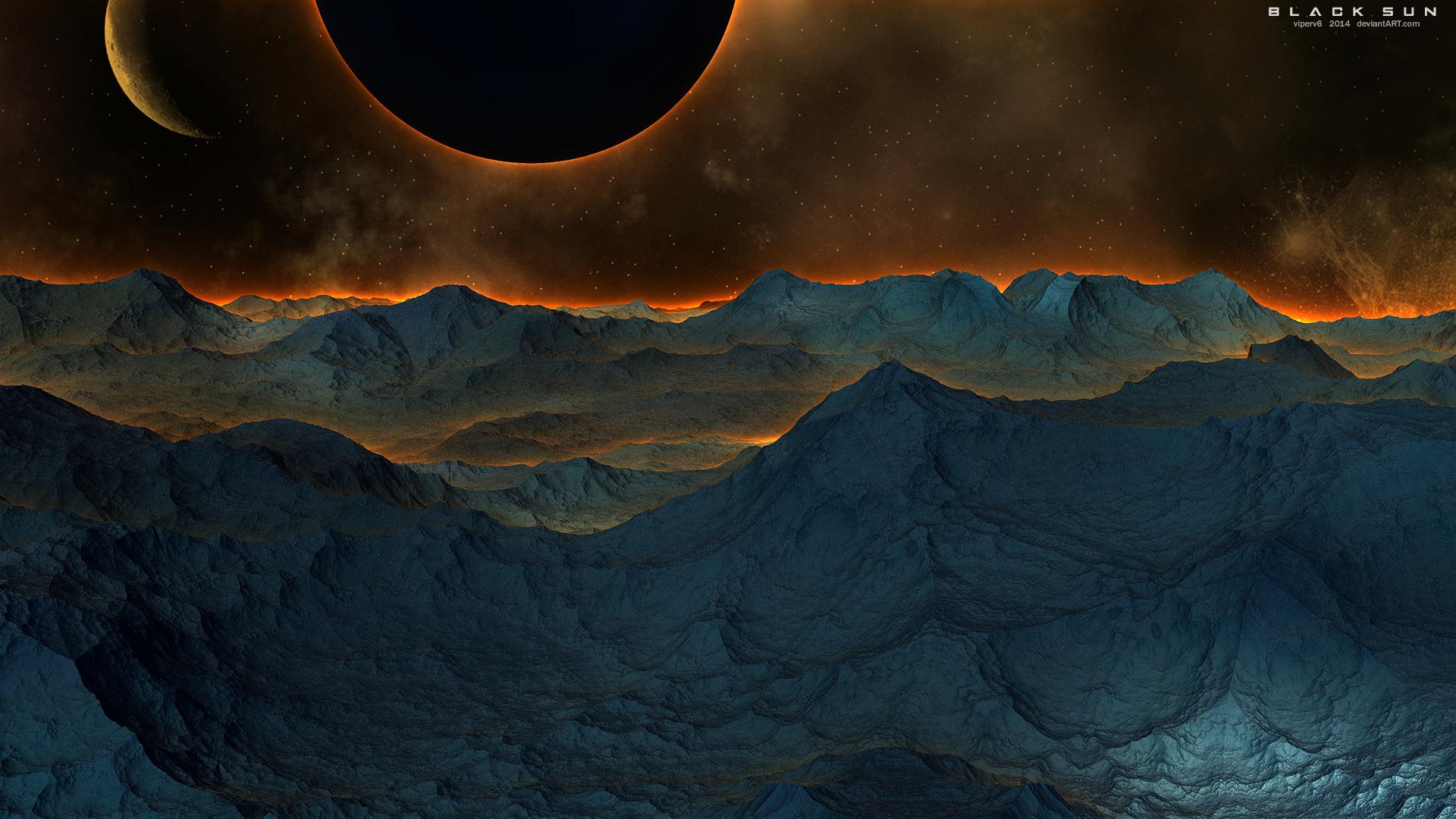 Black Sun by viperv6
