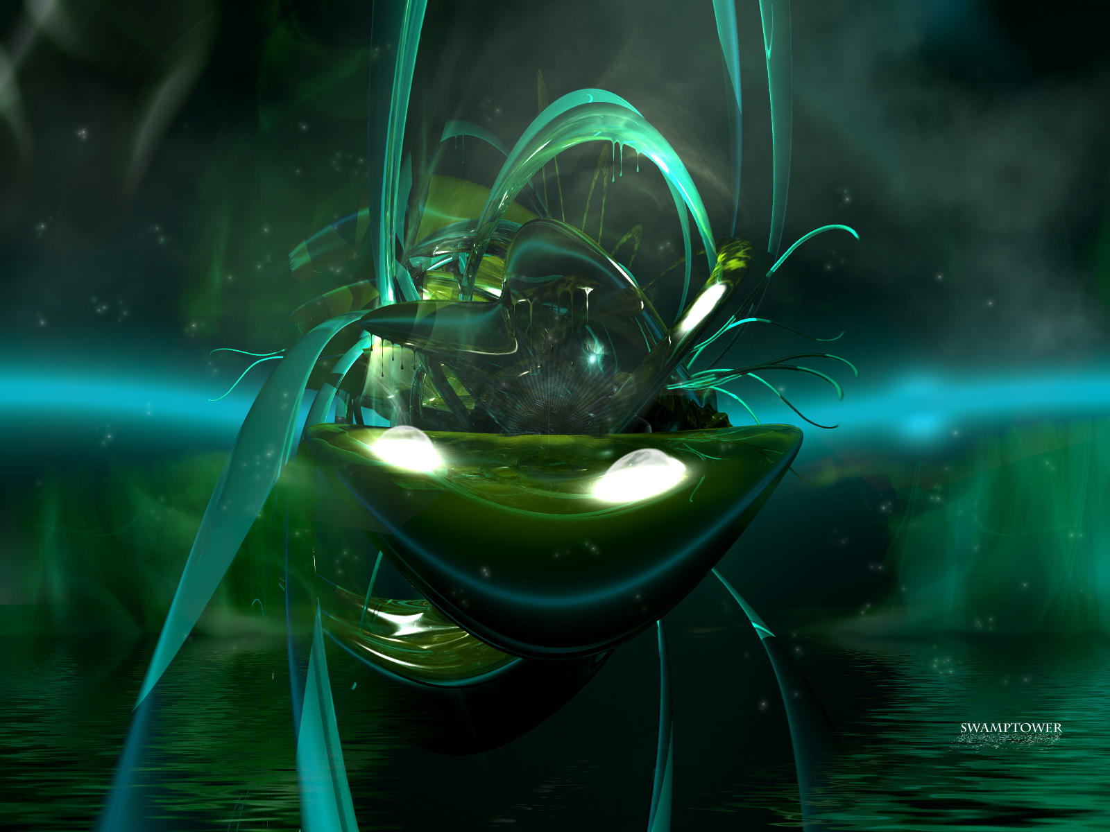 SWAMPTOWER by viperv6