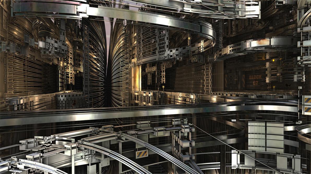 Industrieblock C2 by viperv6