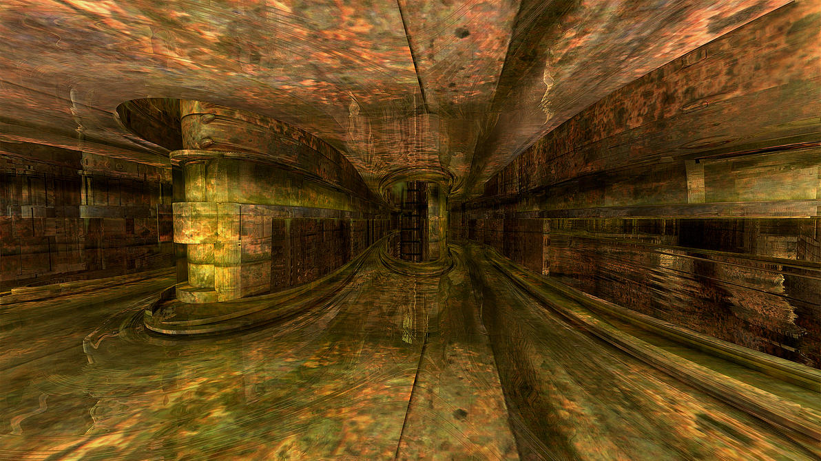 Down at the Sewer by viperv6