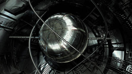 Lost sphere from false future