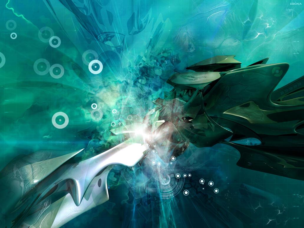 EBONA blue by viperv6