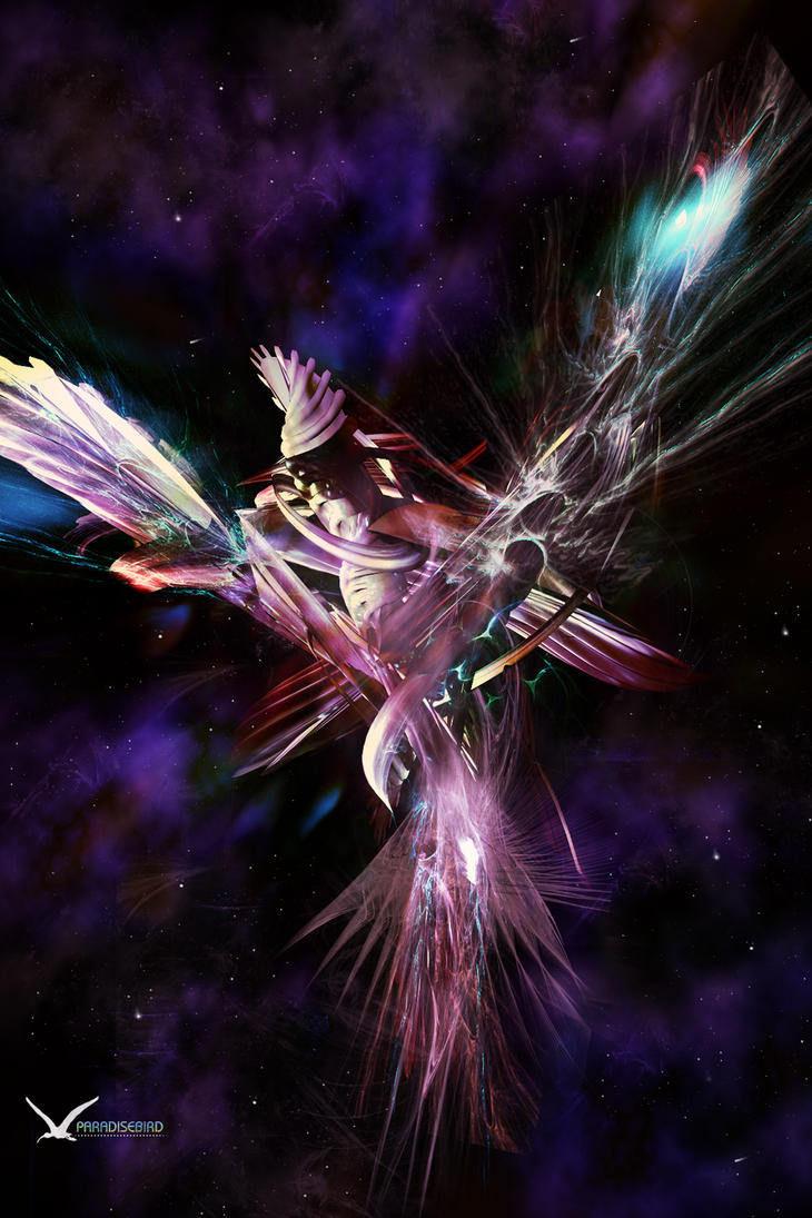 Paradisebird by viperv6