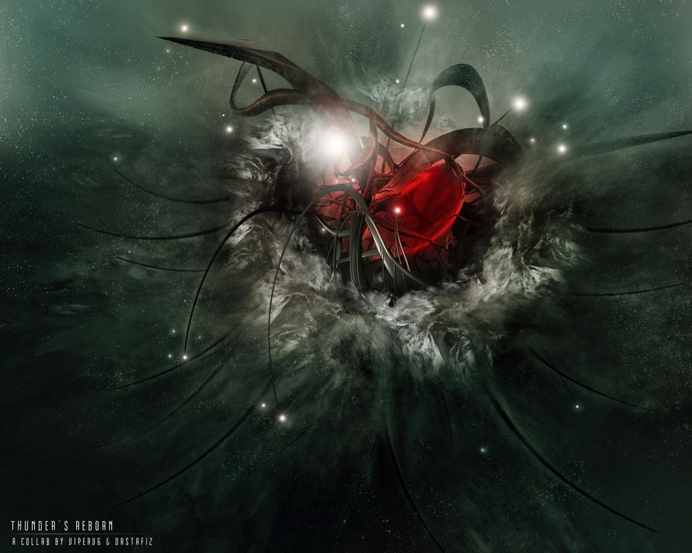 THUNDER'S REBORN by viperv6
