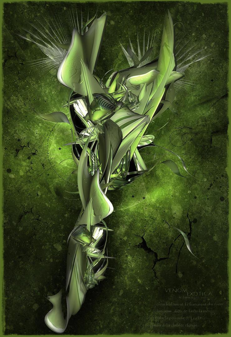 Venom Exotica by viperv6