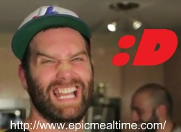 EpicMealTime Face by AdiaAkitaInu