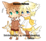 Drasticslostsoul Custom fluffens
