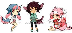 ADOPTABLE fluffens: Random batch (ended!)