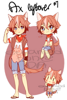 AX leftover adopt 1 (ended) by waxsnake
