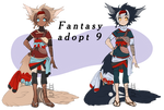 Fantasy adopt 9 auction [ended]