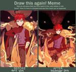 Draw This Again (Gaara)