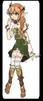 Outfit Custom: Atorii