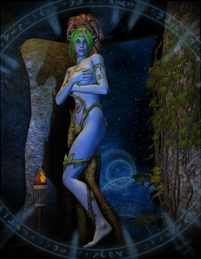 Sexy dryad from terraria sexy photos