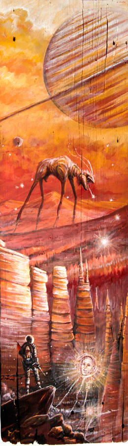 Wandering Titan