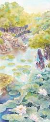 KaneHori on Lotus Lake by SipThanhThien