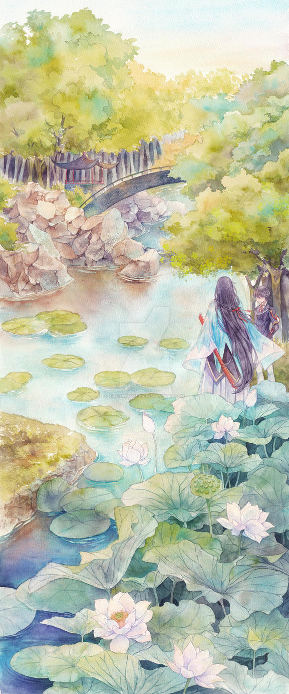 KaneHori on Lotus Lake by SipThanhThien