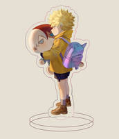 standee Bakugou shota by SipThanhThien