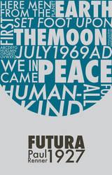 Futura poster by NAnTu