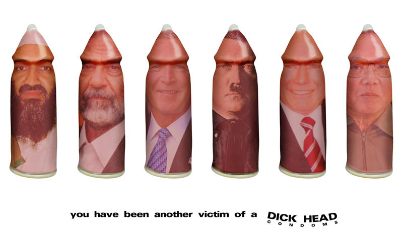 Dick condoms