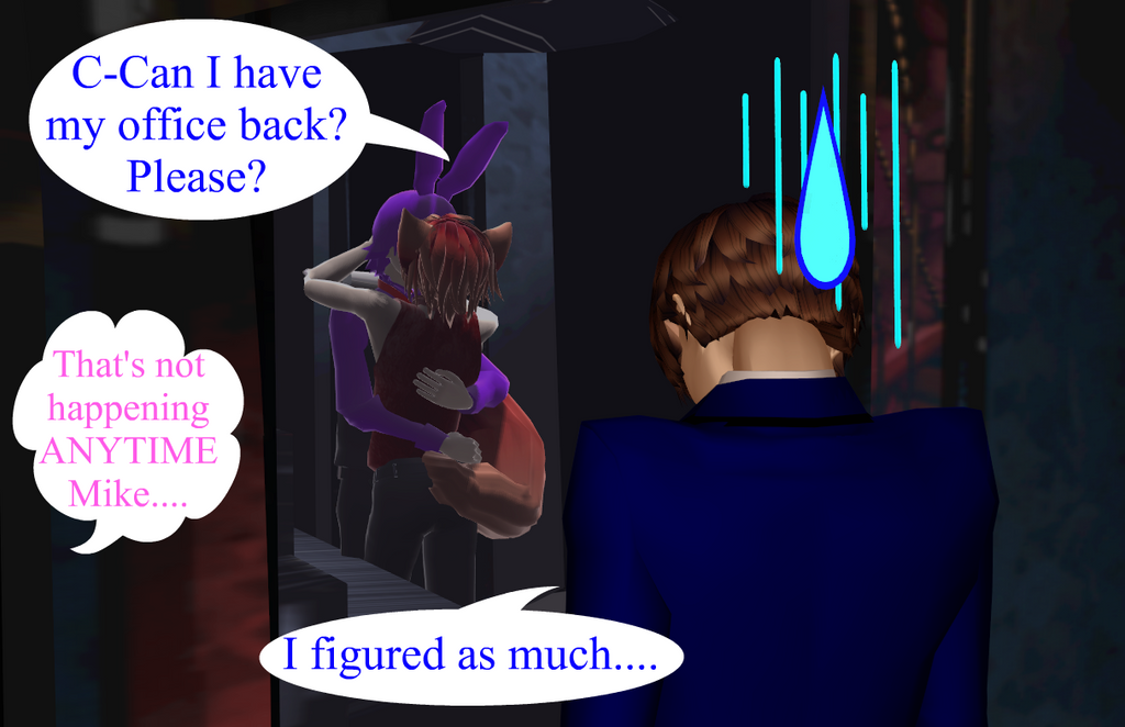 Mmd fnaf can i have my office back by yugixyamilove4ever on