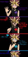 MMD Yu-Gi-Oh-Cyber Yamis Emotions by YugixYamiLove4ever