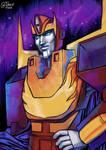 G1 Rodimus Prime by tjdrewthis
