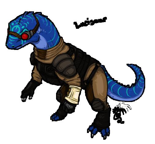 Sexy Dino Luciael