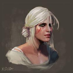 Cirilla by X-ZELFA