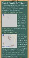 Coloring/Finishing Tutorial (SAI) PART 1