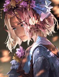 Flower by midorynn