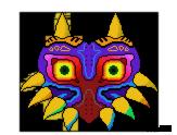 Majora Mask pixel~ by Miaw-Asakura