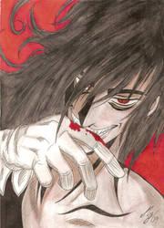 For VampireCherry by ToraNoKage13