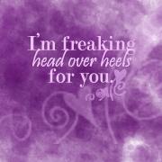 Head over Heels by wordpainter81