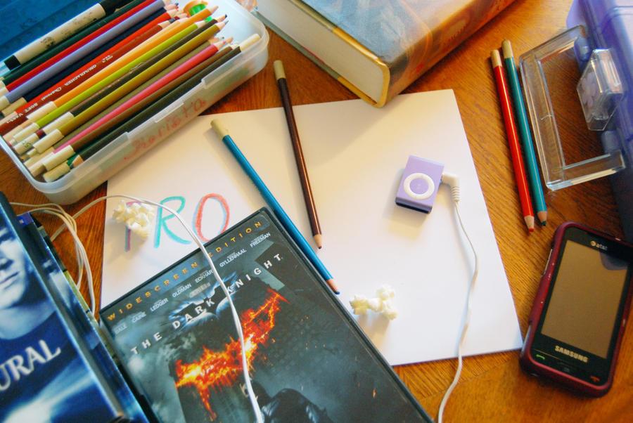Procrastination by wordpainter81