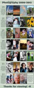 My Photography 2006-2012