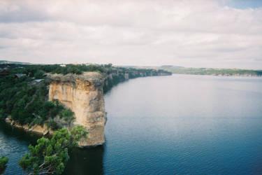 Possum Kingdom Lake by wordpainter81