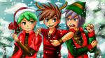Christmas Rivals by Cascadena