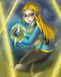 Zelda: Age of Calamity by Cascadena