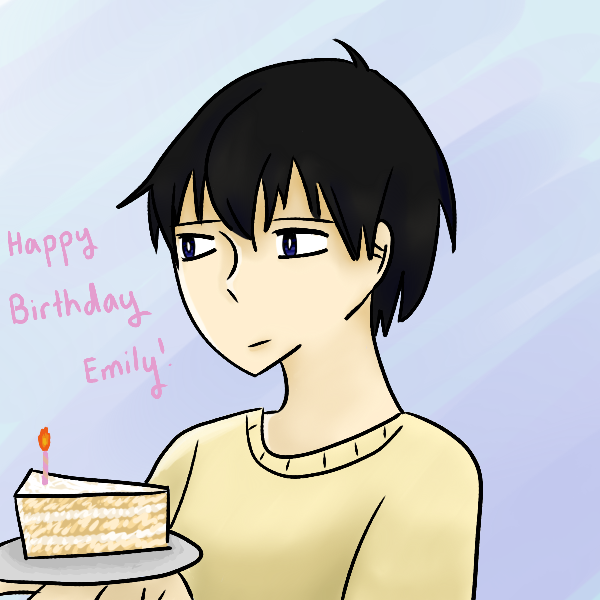 Happy Birthday! by Kureji-Mosu