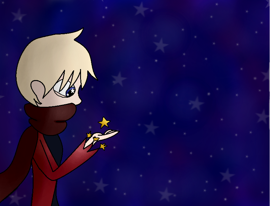 Orion the Starmaker by Jess4ever