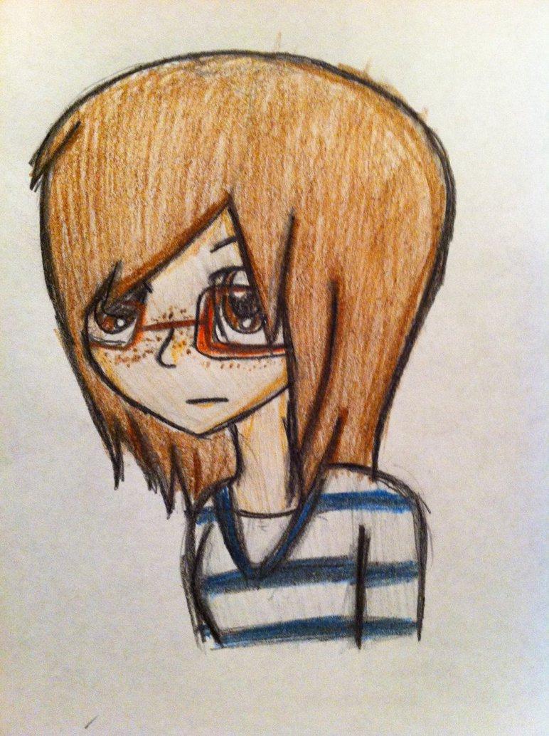 Self Portrait by Jess4ever