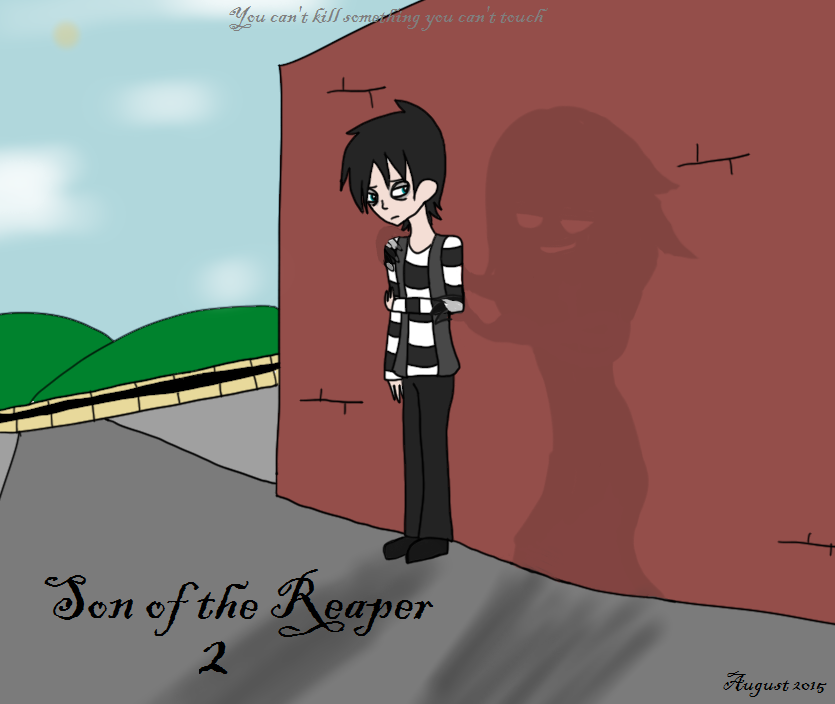 Son of the Reaper 2 TEASER 2 by Jess4ever