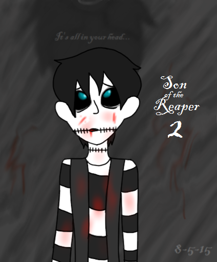 Son of the Reaper 2 TEASER 3 by Jess4ever