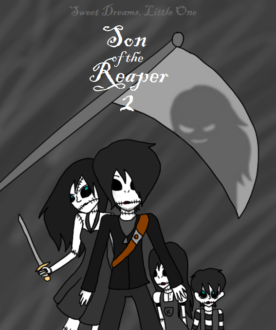 Son of the Reaper 2 (COVER) by Jess4ever